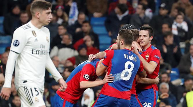 Real Madrid tarihine geçen hezimet (ÖZET)