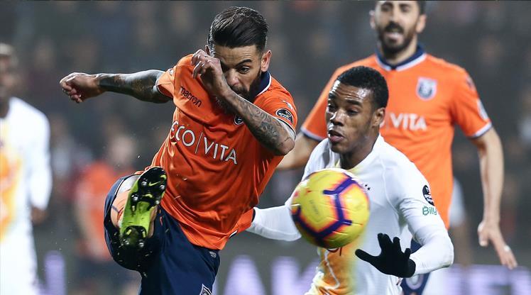 İşte Medipol Başakşehir - Galatasaray maçının özeti