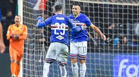 Sampdoria'dan 3 dakikalık şov! (ÖZET)