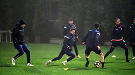 Başakşehir'de kupa hazırlıkları