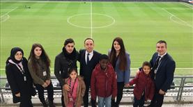 Beşiktaş'ın özel misafirleri var