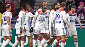 Lyon Monaco'ya şans tanımadı (ÖZET)