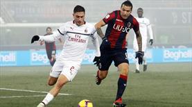 Milan yine berabere
