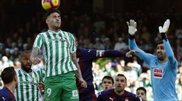 Real Betis'in serisi bitti (ÖZET)
