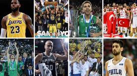 2018'de basketbolda neler yaşandı?