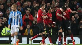 Manchester United eski günlerdeki gibi (ÖZET)