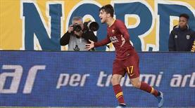 Cengiz 2018'e golle veda etti