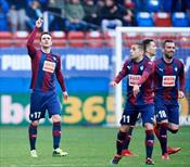 Eibar Sevilla'yı perişan etti: 5-1 (ÖZET)