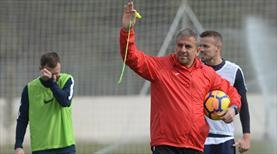 Hamzaoğlu'ndan Galatasaray uyarısı