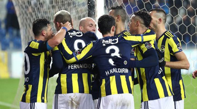 Seri bitirmek Fenerbahçe'nin işi