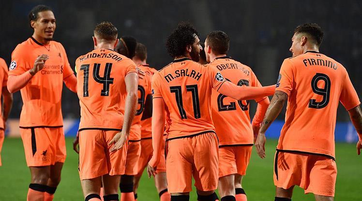 Portekiz'de Liverpool şov