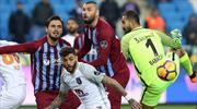 Trabzonspor - Medipol Başakşehir: 0-1 (ÖZET)