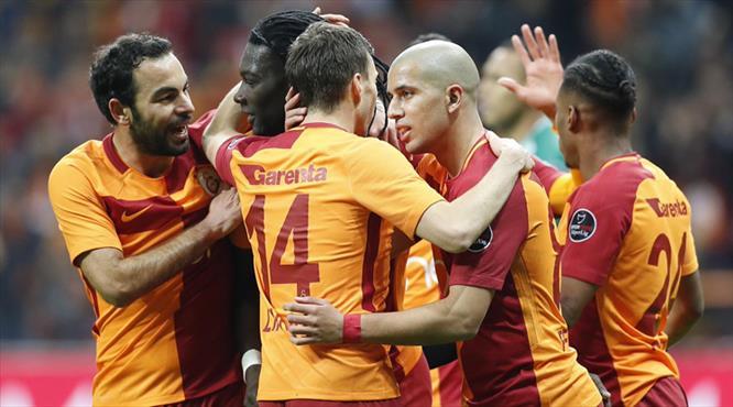 İşte Galatasaray - Bursaspor maçının özeti!
