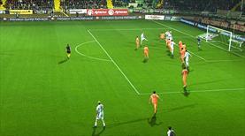 İşte Trabzon'un sayılmayan golü...