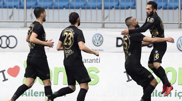 Osmanlıspor'da penaltı bolluğu