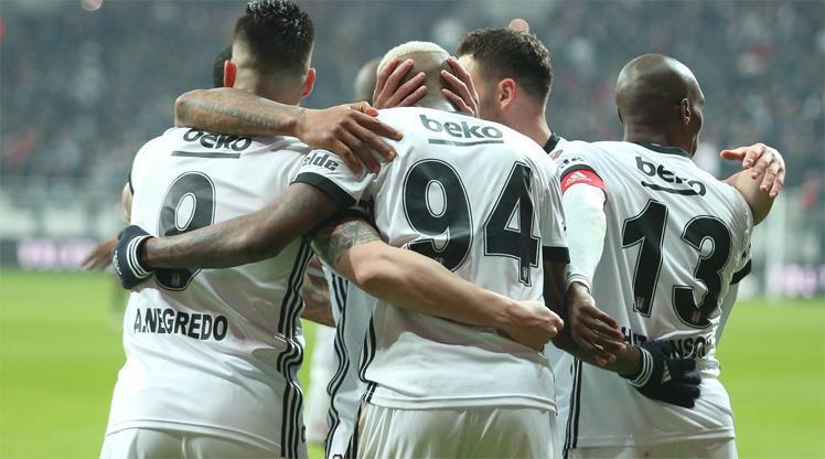 Beşiktaş - Gençlerbirliği: 1-0