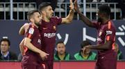 Messi'siz Barça fire vermedi! (ÖZET)