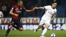 Milan 90+4'te kanatlandı
