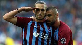 Trabzon'da goller arka arkaya! Sahne yine Yusuf'un!