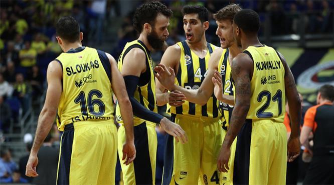 Fenerbahçe Doğuş faturayı Maccabi'ye kesti! (ÖZET)