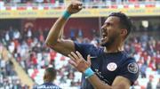 Antalyaspor'dan bir ilk