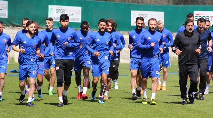 Karabükspor Antalyaspor'a hazır