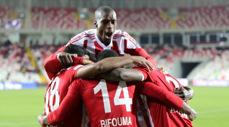 Sivasspor Konya'ya iddialı gidiyor