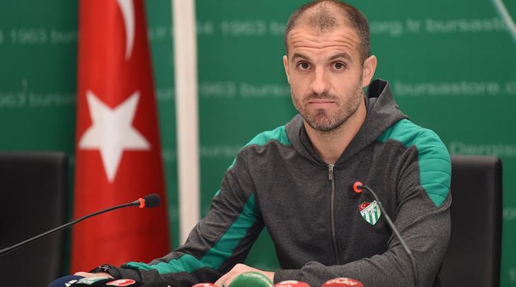Bursaspor hedefe kilitlendi