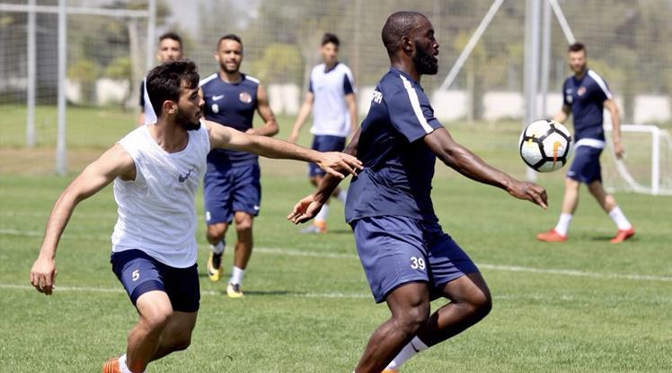 Antalyaspor Konya'ya hazır