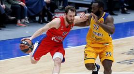 CSKA avantajı kaptı!