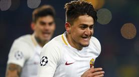 Serie A'dan Cengiz Ünderli Roma paylaşımı