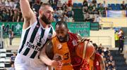 Aslan play-off'u zora soktu