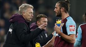 West Ham antrenmanında olay! Birbirlerine girdiler