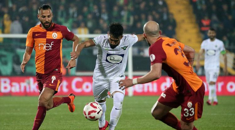 Akhisarspor'un rakibi Galatasaray