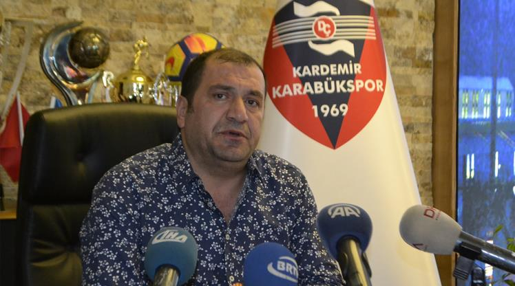 Kardemir Karabükspor'da sponsor arayışı