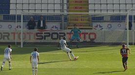 Diagne hat-trick'i penaltıyla tamamladı