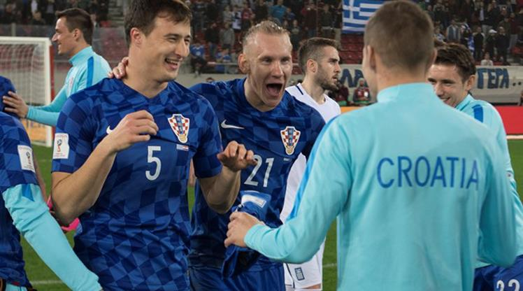 Vida ve Mitrovic Dünya Kupası'nda