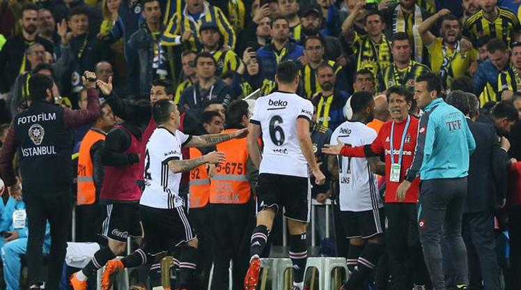 Tahkim Beşiktaş'ı reddetti