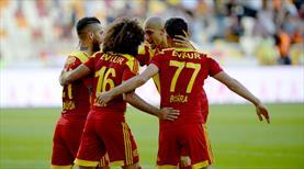 Evkur Yeni Malatyaspor - Kayserispor: 3-2 (ÖZET)