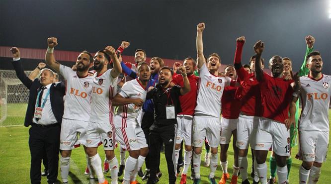 Gaziantep'te Süper Lig heyecanı