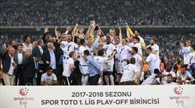 Ve BB Erzurumspor Spor Toto Süper Lig'de (ÖZET)