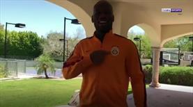 Drogba'dan Galatasaray paylaşımı