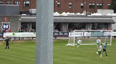Dünya İrlanda Ligi'nde atılan bu golü konuşuyor