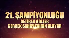 Galatasaray'ın golleri taraftarlarıyla buluşuyor