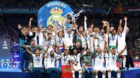 Üst üste 3. kez! Avrupa'nın en büyüğü Real Madrid