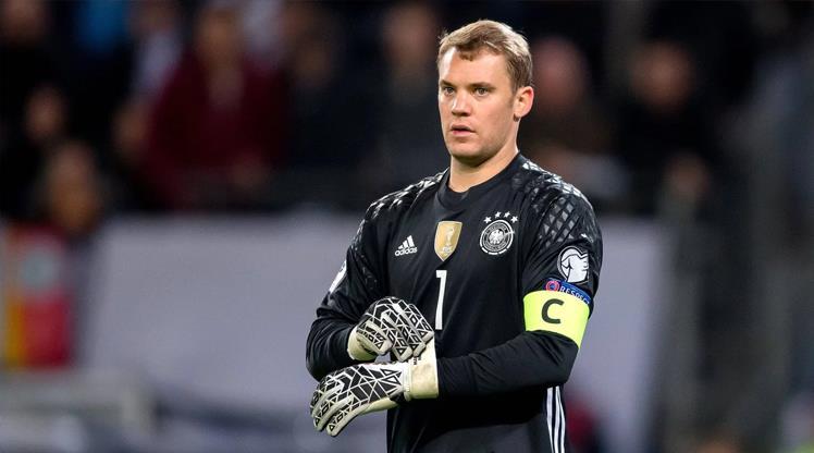 Almanya Neuer kararını açıkladı