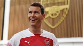 Lichtsteiner Arsenal'de