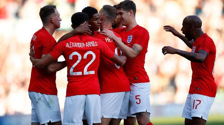 İngiltere Dünya Kupası'na hazır