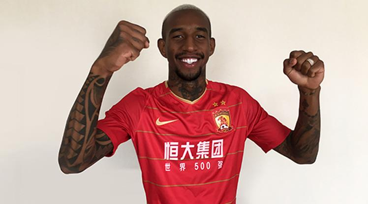 Talisca Çin'e transfer oldu