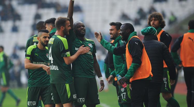 Bursaspor'da hataya yer yok!